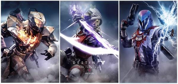 Destiny TK - Nouvelles Doctrines