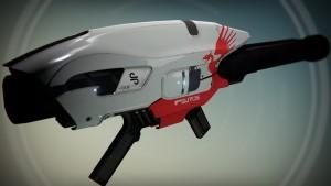 Destiny TK - Suros Launcher