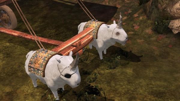 Test King's Quest licornes