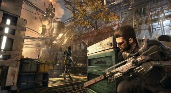 Deus Ex - Mankind Divided 2
