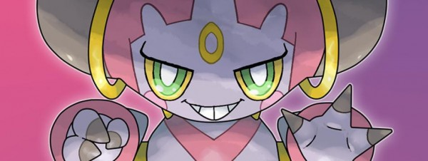 Pokémon - Hoopa Title