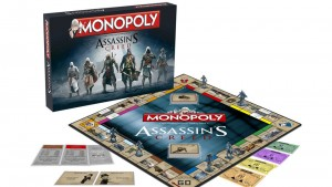 Le Monopoly des Assassins, ça tue.