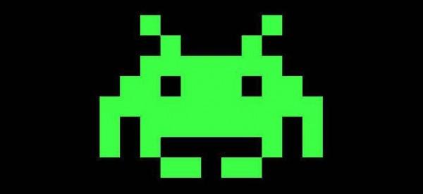 Alors ça, c'est un personnage de Space Invaders...