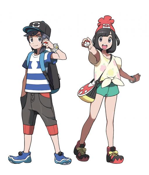 Pokémon SL - Avatar