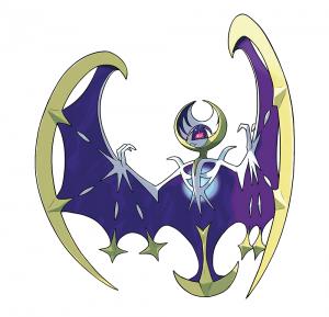 Pokémon SL - Lunala