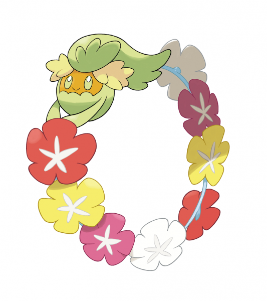 Pokemon SL - Guérilande