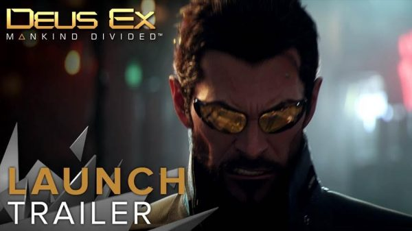 Deus Ex - Mankind Divided - Launch Trailer