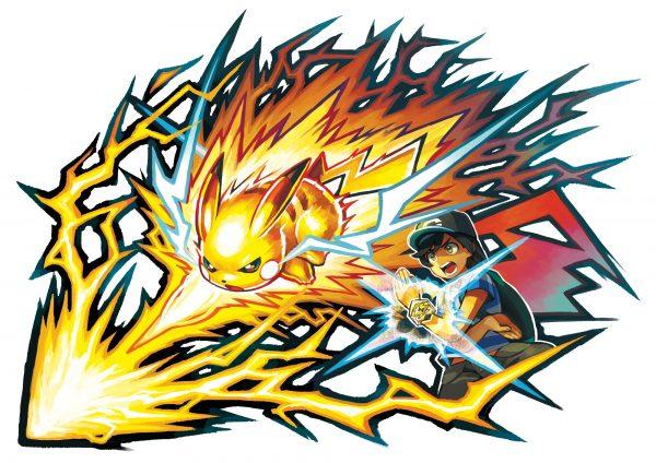 Pokémon SL - Capacité Z