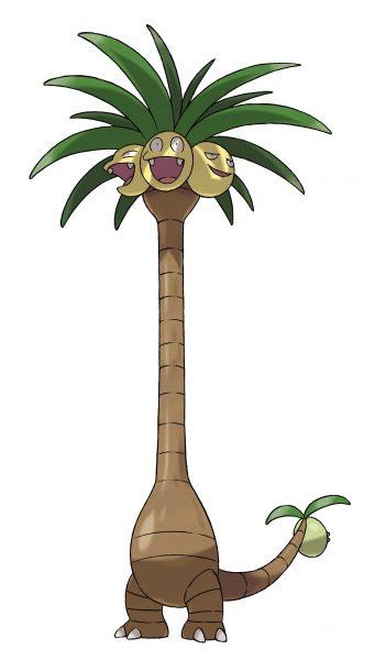 Pokémon SL - Noadkoko Alola