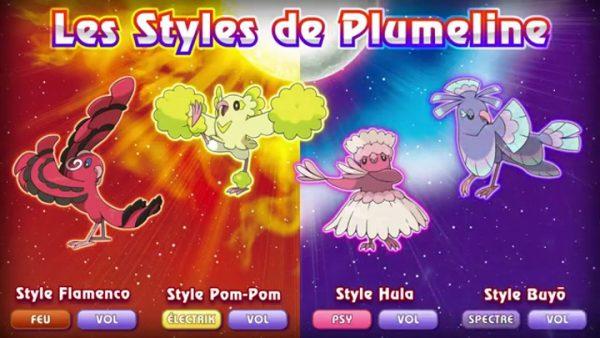Pokémon SL - Plumeline