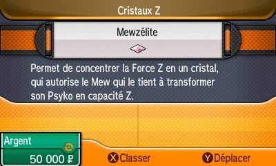 Banque Pokemon - Mewzelite