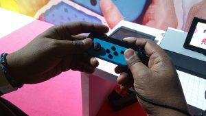 Nintendo Switch - Joy-Con Gauche 2