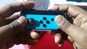 Nintendo Switch - Joy-Con Gauche