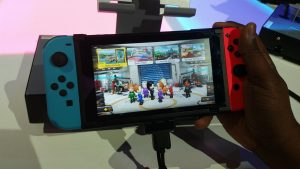 Nintendo Switch - MK8 Lobby Local