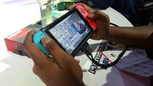 Nintendo Switch - Mode portable