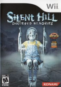 Silent Hill - Shattered Memories - Cover