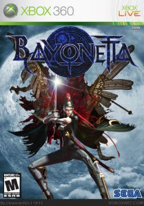 Bayonetta - Cover