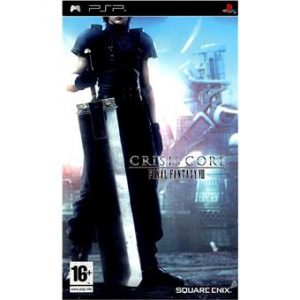 Crisis Core Final Fantasy VII - Cover