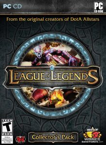 League Of Legends - Cover