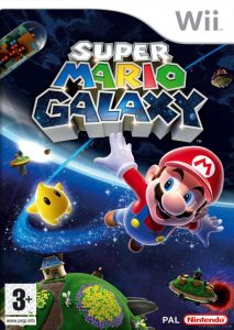 Super Mario Galaxy - Cover
