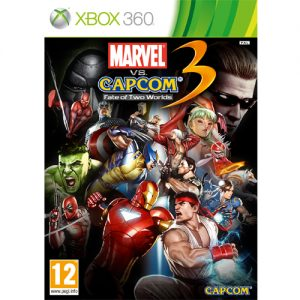 Marvel VS Capcom 3 - Cover