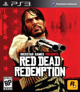 Red Dead Redemption - Cover