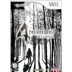 Resident Evil 4 Wii Edition - Cover