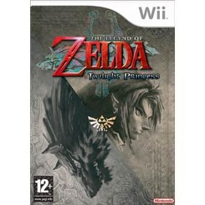 Twilight Princess - Wii Cover
