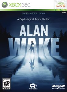 Alan Wake - Cover