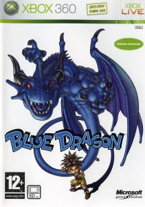 Blue Dragon - Cover