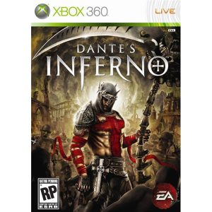 Dante's Inferno - Cover