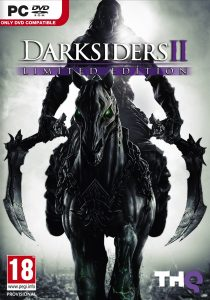 Darksiders 2 - Cover