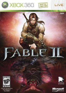 Fable 2 - Cover