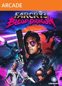 Far Cry 3 : Blood Dragon - Cover