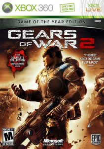 Gears Of War 2 - Cover