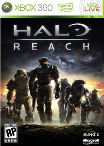 Halo Reach - Cover
