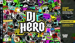 DJ Hero - Cover
