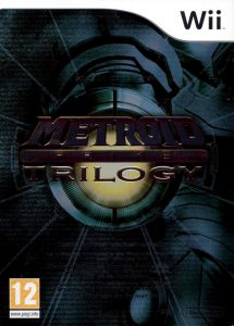Metroid Prime Trilogy - Cover