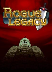 Rogue Legacy - Cover