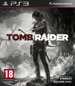 Tomb Raider - Cover