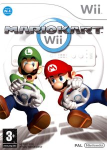 Mario Kart Wii - Cover