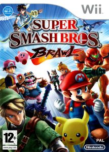 Super Smash Bros. Brawl - Cover