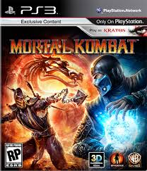 Mortal Kombat - Cover