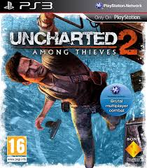 Uncharted 2 - Cover