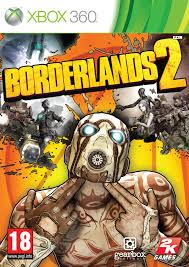 Borderlands 2 - Cover