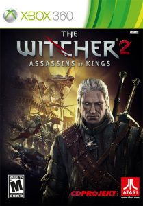 The Witcher 2 - Cover