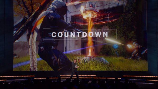 l'image de promotion du mode countdown