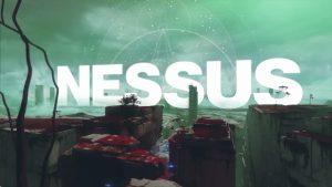 le logo de Nessos