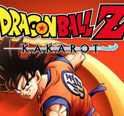 Dragon Ball Kakarot - Couverture